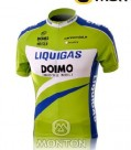 Cyklistický dres PRO TEAM LIQUIGAS 2010