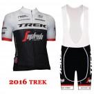 Cyklistický set PRO TEAM TREK 2016