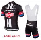 Cyklistický set PRO TEAM GIANT ALPECIN 2016