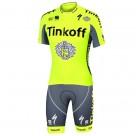 Cyklistický set PRO TEAM TINKOFF 2016